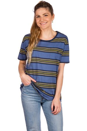 Coal Runyon T-Shirt blauw