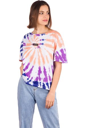 Hurley One & Only Tie Dye Flouncy T-Shirt