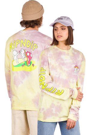 Rip N Dip Sharing Is Caring Long Sleeve T-Shirt tiedye
