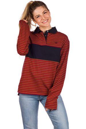 Coal Tyndall Long Sleeve T-Shirt rood