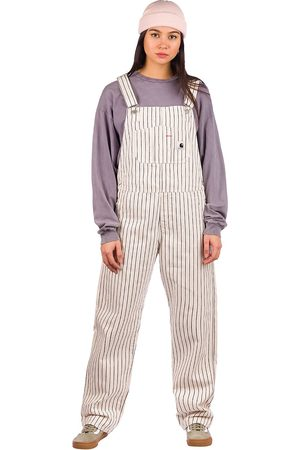 Carhartt Trade Overall Dungarees wit