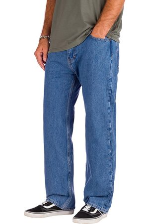 Levi's Heren Boyfriend - Levi's Skate Baggy 5 Pocket S&E Jeans blauw