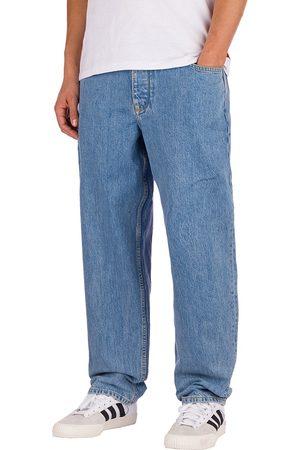 Homeboy Heren Boyfriend - X-Tra Baggy Jeans blauw