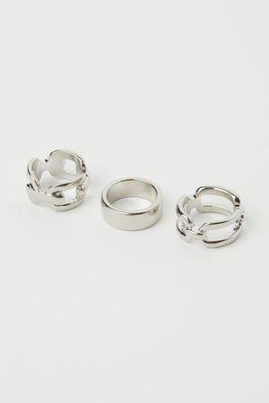 H&M Set van 3 ringen