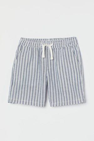 H&M Jongens Shorts - Pull-on short van linnenmix