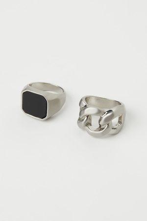 H&M Set van 2 ringen