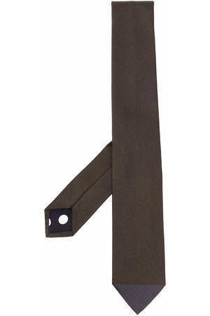Paul Smith Contrasting-tip silk tie