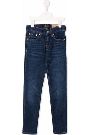 Ralph Lauren High-waisted skirt jeans