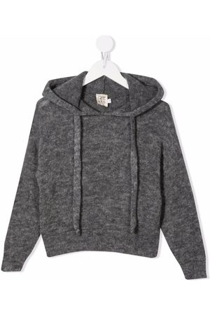 Caffe' D'orzo Beatrice knitted hoodie