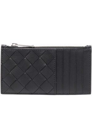 Bottega Veneta Heren Portefeuilles - Compact Intrecciato wallet