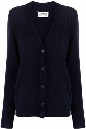Maison Margiela V-neck cashmere cardigan