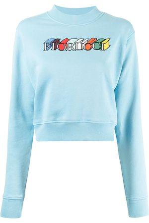 Fiorucci Logo-print sweatshirt