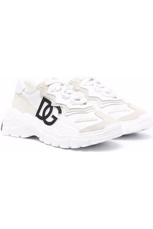 Dolce & Gabbana Logo-patch low-top sneakers