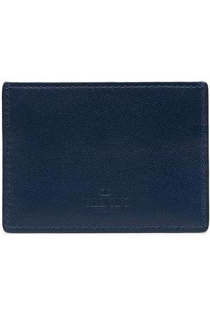 VALENTINO GARAVANI Heren Portefeuilles - Rockstud-embellished cardholder