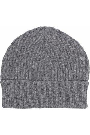 Maison Margiela Ribbed-knit beanie