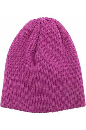 LITTLE BEAR Mutsen - Ribbed-knit wool beanie