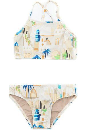 Lygia & Nanny Printed Moana bikini set