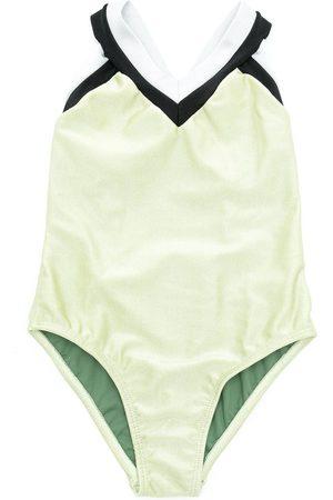 Lygia & Nanny Lilo plain swimsuit