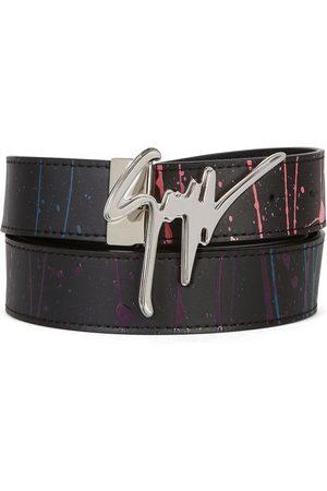 Giuseppe Zanotti Heren Riemen - Signature buckle belt