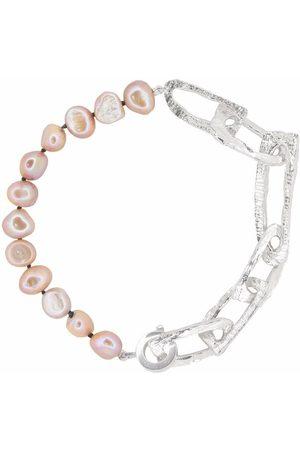 Lee Dames Armbanden - Cleo pearl bracelet