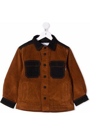 Molo Jongens Bomberjacks - Corduroy long-sleeve jacket