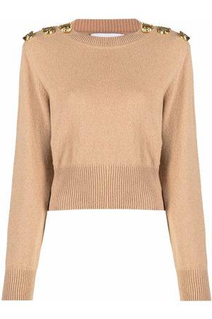 Moschino Crew-neck knit jumper