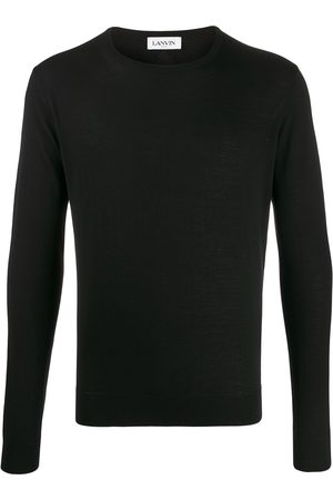 Lanvin Crew neck knitted jumper