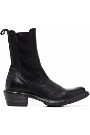Moma Mid-calf leather Chelsea boots