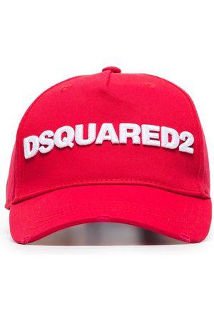 Dsquared2 Heren Petten - Embroidered-logo baseball cap