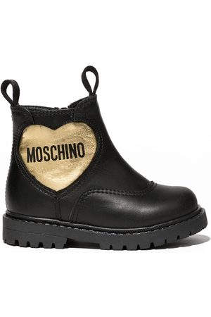 Moschino Heart ankle boots