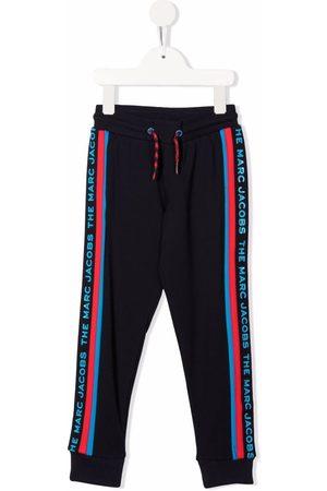 The Marc Jacobs Jongens Joggingbroeken - The Side Logo track pants