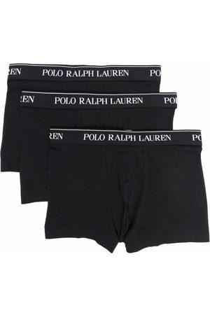 Polo Ralph Lauren Heren Ondergoed - Logo-waistband boxers set of 3