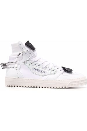 OFF-WHITE Heren Sneakers - 3.0 OFF COURT LEATHER MIX CANV NO COLOR