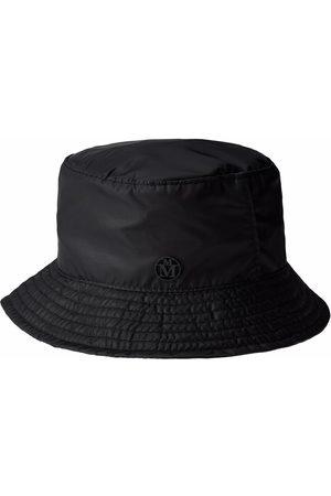 Le Mont St Michel Dames Buckethat - Embossed-logo plaque bucket hat