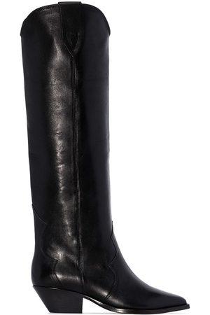 Isabel Marant Dames Cowboy Boots - Denvee 40mm cowboy boots