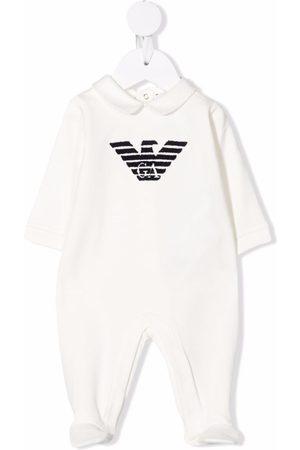 Emporio Armani Logo-print pajamas