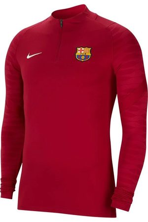Nike Heren Sweaters - Fc barcelona drill top 2021-2022 noble red