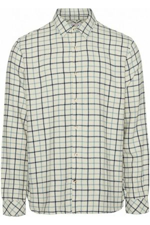Knowledge Cotton Apparel Camisa Larch Big Checked