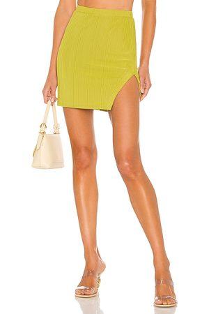 Camila Coelho Dames Korte rokken - Bennie Mini Skirt in