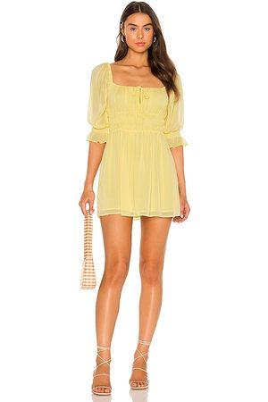 MAJORELLE Lelani Mini Dress in