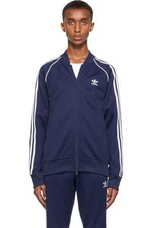 adidas Blue Primeblue Adicolor Classics SST Track Sweater