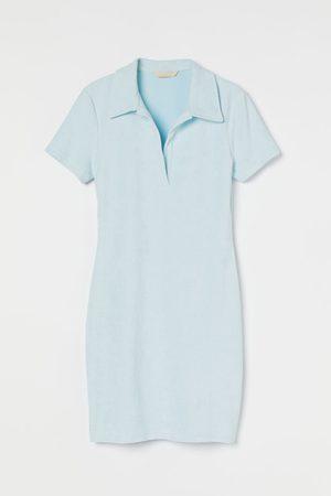 H&M Badstof jurk