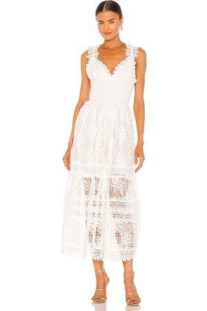 Waimari La Mimosa Dress in