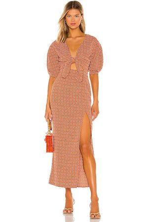 House of Harlow X Sofia Richie Vincenza Maxi Dress in