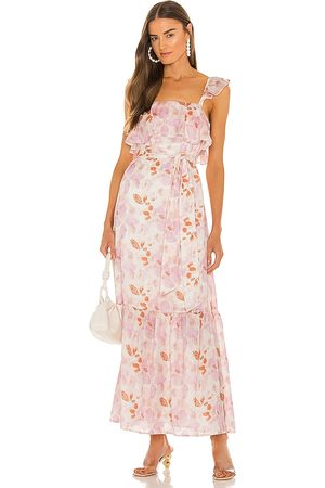 House of Harlow X Sofia Richie Evelyne Maxi Dress in