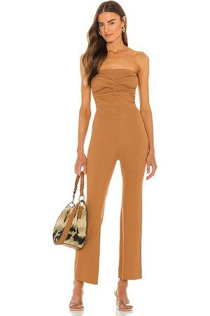 House of Harlow Dames Jumpsuits - X Sofia Richie Efron Knit Jumpsuit in