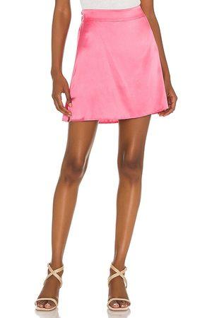 Silk Roads by Adriana Iglesias Iris Mini Skirt in