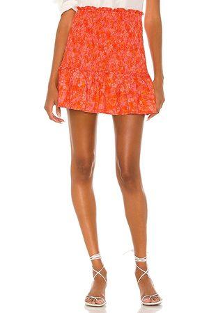 Lovers + Friends Reston Mini Skirt in