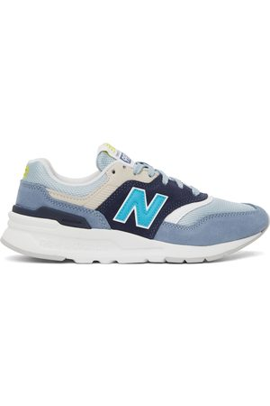 New Balance Dames Sneakers - Navy & Grey 997H V1 Sneakers