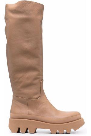 Paloma Barceló Dames Hoge laarzen - Ida knee-high boots